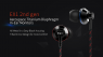 Fiio EX1 2nd gen in-ear monitor review: This second generation set makes quite a mark